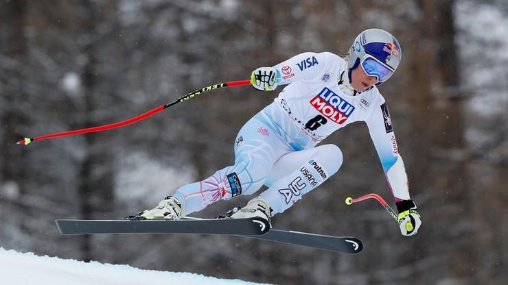 Alpejski PŚ: Zwycięska Vonn. To jej 78. wygrana
