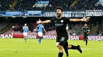 2017-11-02 Rekordzista Manchesteru City sprezentuje koszulkę synowi