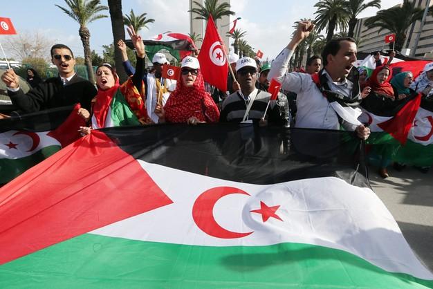 Tunezja: ruszył marsz przeciw terrorytzmowi