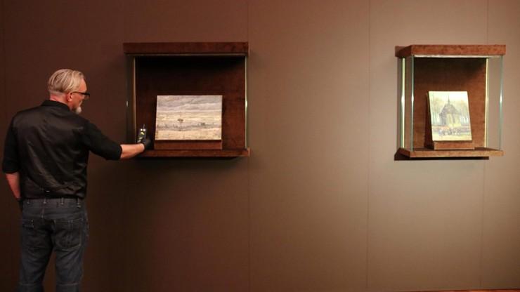Włosi wystawiają obrazy van Gogha znalezione u bossa kamorry. Są warte 100 milionów euro