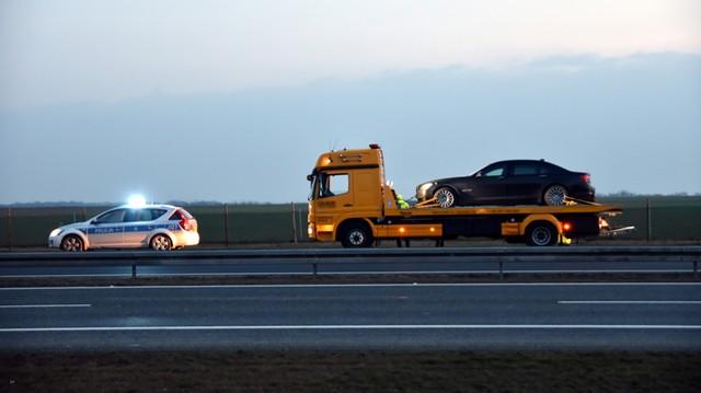Błaszczak: raport BOR ws. limuzyny ma też zawierać ocenę przestrzegania procedur