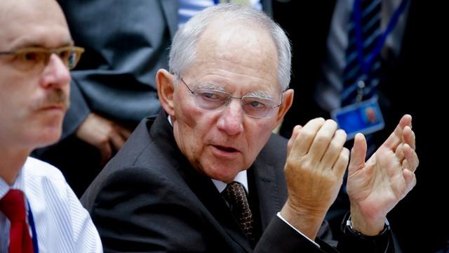 Niemcy: Schaeuble uważa Grexit za najlepsze rozwiązanie dla Grecji