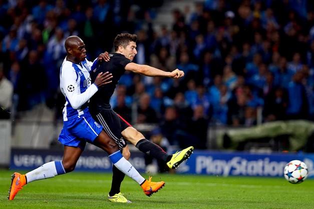 Piłkarska LM - wygrana Barcelony, niespodzianka w Porto