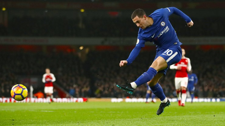 Wielkie derby Londynu! Efektowny remis Arsenalu z Chelsea