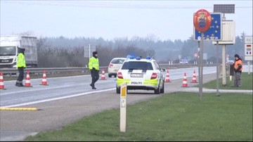Mury rosną, a strefa Schengen się kurczy