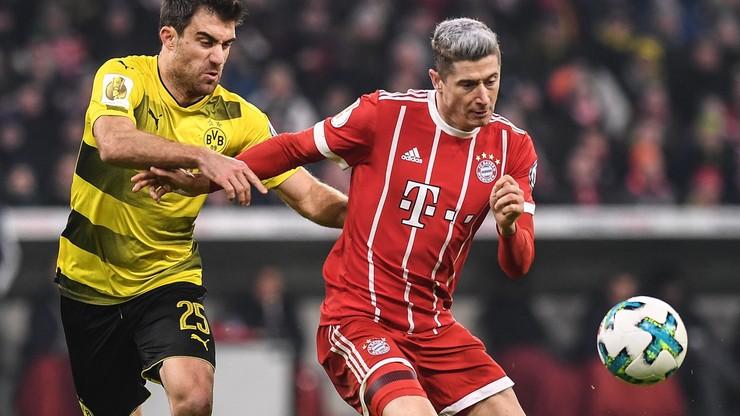 Bayern wygrał z Borussią w hicie Pucharu Niemiec! Asysta Lewandowskiego