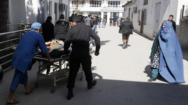 Seria ataków na talibów w Afganistanie. Są ofiary