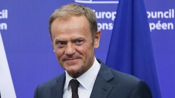 12-06-2016 19:25 Tusk o ułożeniu stosunków z Wielką Brytanią, gdyby ta zdecydowała się na Brexit: potrwałoby 7 lat