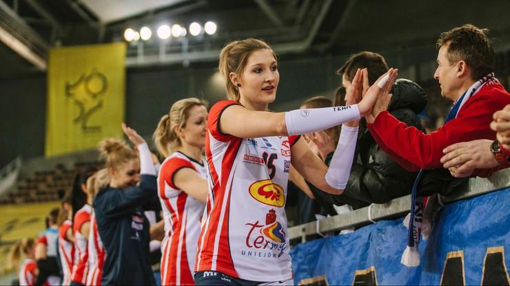 Grobelna przedłużyła kontrakt z Budowlanymi Łódź