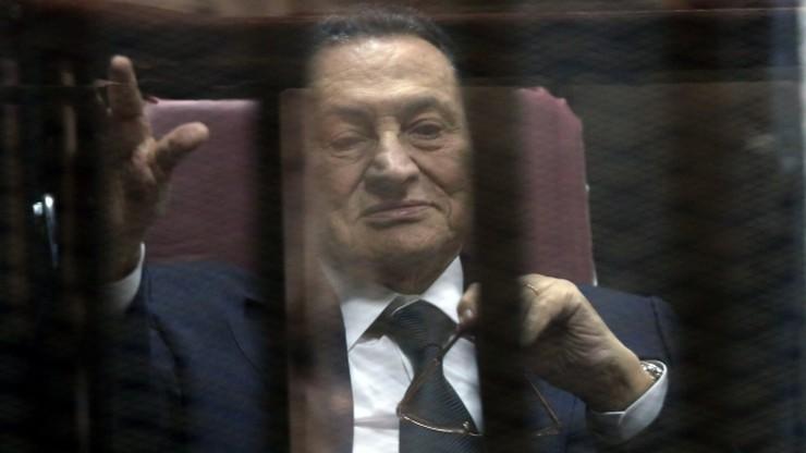 Były prezydent Egiptu Hosni Mubarak ma zostać uwolniony