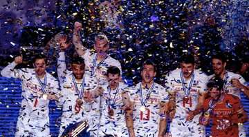 2015-10-18 Francja mistrzem Europy!