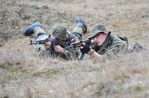 MON: w Polsce będą szkoleni ukraińscy instruktorzy