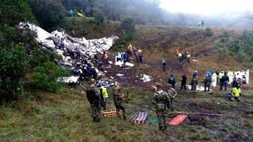 2016-11-30 Brak paliwa przyczyną katastrofy samolotu z piłkarzami Chapecoense?