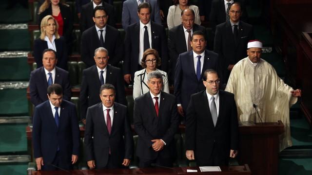 Tunezja: wotum zaufania dla rządu jedności narodowej