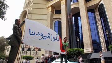04-05-2016 10:44 Egipt zwiększa kontrole mediów. Wyciekły tajne instrukcje MSW