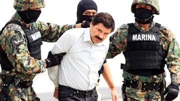 "08-01-2016 21:20 Meksyk: schwytano barona narkotykowego ""El Chapo"" Guzmana"