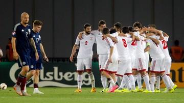 2015-09-04 Gruzini pomogli Polakom! Kazaiszwili strzelił Szkotom