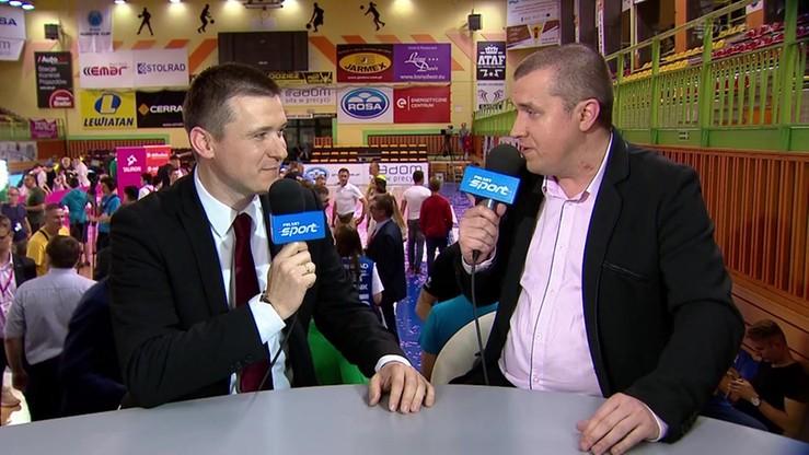 Prezes PLK podsumowuje miniony sezon Tauron Basket Ligi