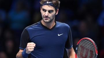 2015-11-19 ATP Finals: Fenomenalny Federer wciąż niepokonany!