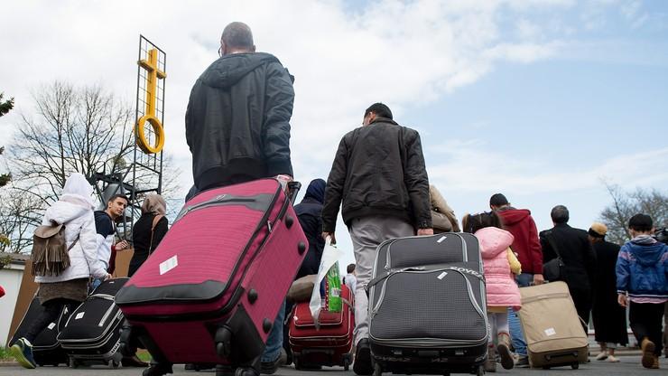 """""""Bild"""": Niemcy zaniepokojeni. Pół miliona imigrantów nie jest zarejestrowanych"""