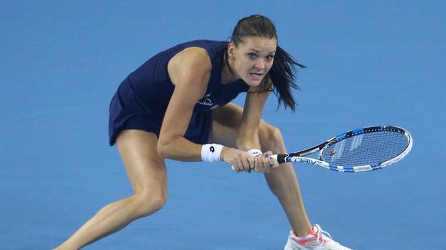 Turniej WTA w Dausze: Radwańska już w półfinale