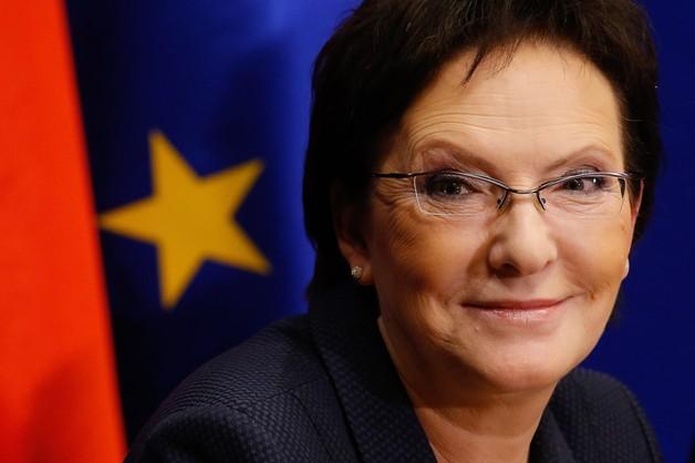 Polacy pozytywnie oceniają rząd Kopacz