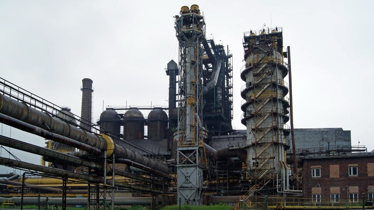 Związkowcy z ArcelorMittal Poland opuścili budynek dyrekcji. Bez porozumienia