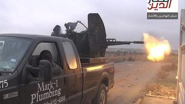 14-12-2015 21:51 ISIS używało samochodu z… oznaczeniami firmy hydraulika z Teksasu. Otrzymał tysiąc gróźb