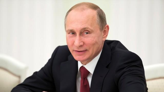 Putin najbardziej wpływowym człowiekiem świata - po raz trzeci