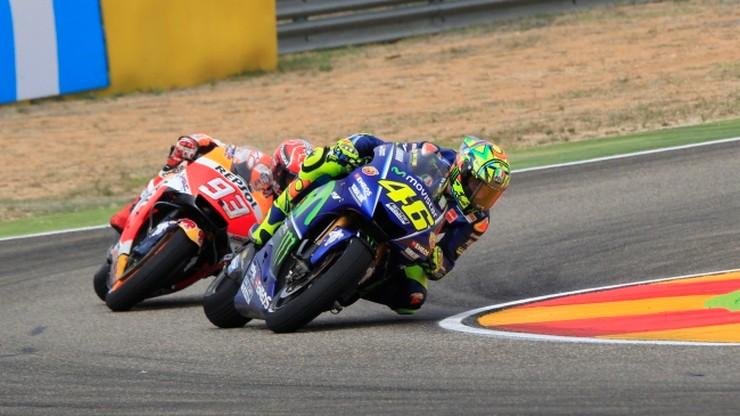 MotoGP w Aragonii: Sesja treningowa i kwalifikacje
