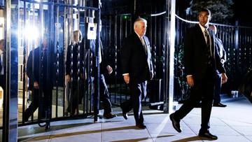 """""""Dyplomacja do pierwszej bomby"""". Tillerson o Korei Północnej"""