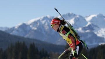 2017-03-02 PŚ w biathlonie: Triumf Dahlmeier, Hojnisz najlepsza z Polek