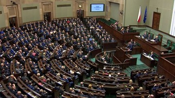 """28-12-2015 08:37 Sejm chce umorzenia w TK sprawy dotyczącej jego uchwał. Bo nie zawierają """"przepisów prawa"""""""