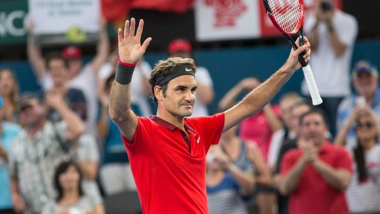 999. wygrany mecz Federera