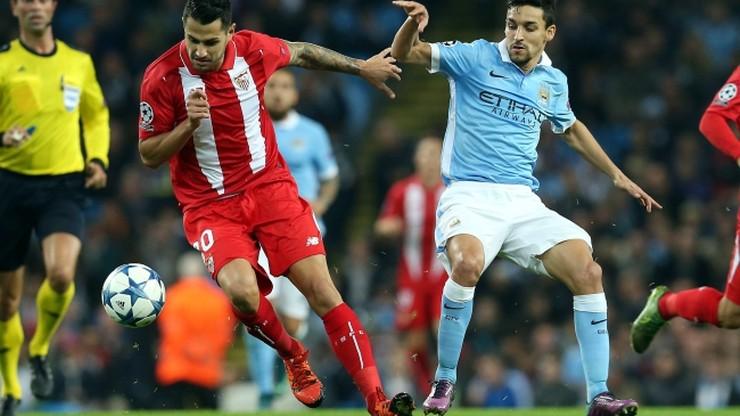 Liga Mistrzów: Krychowiak i spółka nie wytrzymali naporu Manchesteru City