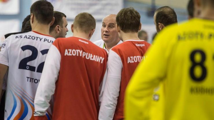 Puchar EHF: Awans Azotów Puławy