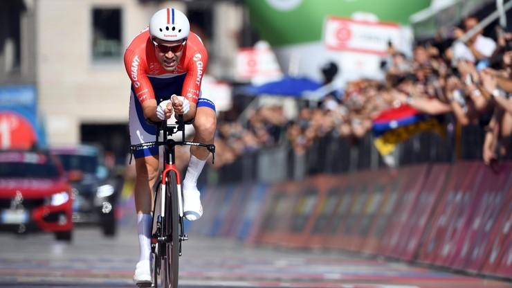 Dookoła Beneluksu: Dumoulin wygrał wyścig