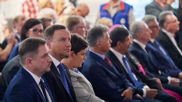 31-08-2016 15:06 Tam, gdzie 36 lat temu. Prezydent i premier w gdańskiej stoczni w rocznicę Sierpnia 80'