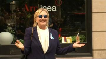 11-09-2016 22:05 Clinton zasłabła w Strefie Zero. Spekulacje o stanie jej zdrowia