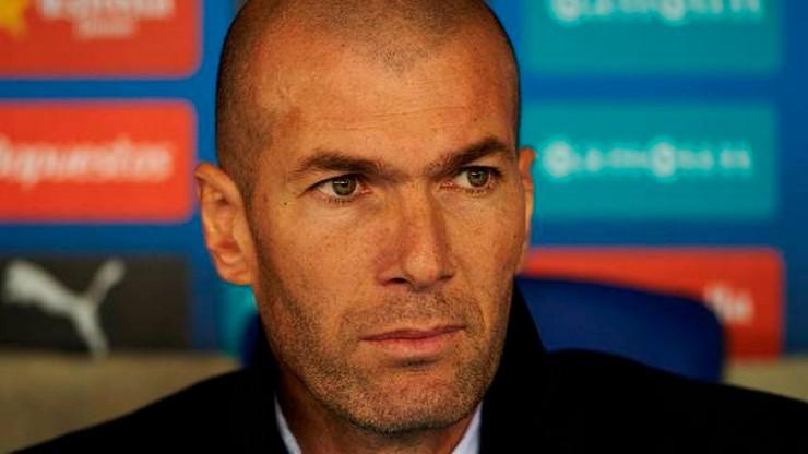 Zinedine Zidane może powrócić na ławkę trenerską