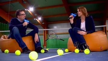 2016-01-14 Wokół kortu: O kreatywności sztabu Radwańskiej oraz macierzyństwie w tenisie