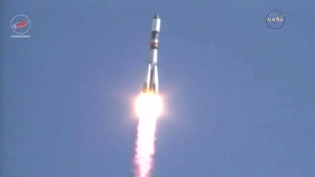 Rosyjski statek towarowy Progress przycumował do Międzynarodowej Stacji Kosmicznej
