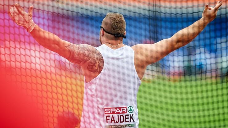 Lekkoatletyczne ME: Fajdek ze złotym medalem! Brąz Nowickiego!