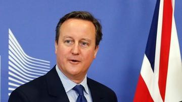 02-02-2016 10:06 Premier Cameron przyjedzie do Warszawy. W najbliższy piątek