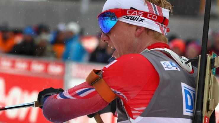 Boe wygrał sprint w Ruhpolding