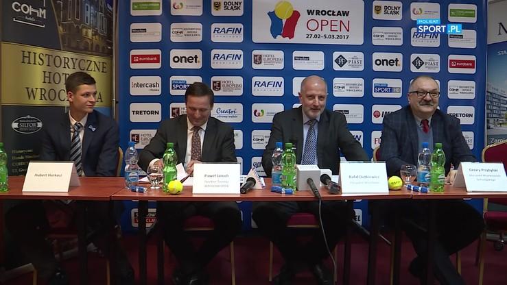 Wrocław Open: Konferencja