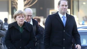 """""""Zobowiązani do wyjazdu Tunezyjczycy muszą opuścić Niemcy"""". Merkel po spotkaniu z premierem Tunezji"""