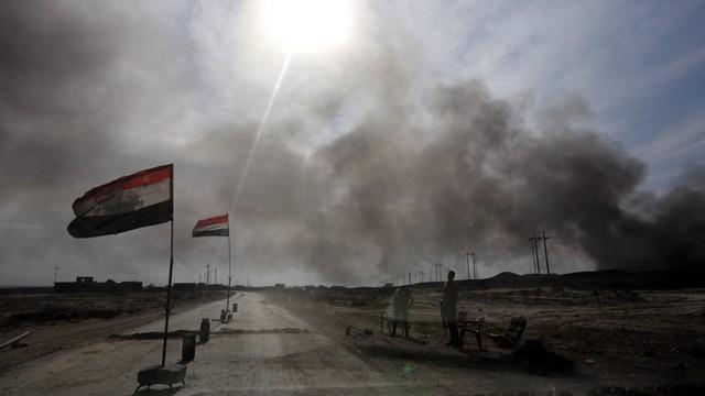 Irak: Wojsko zbliża się do centrum Mosulu