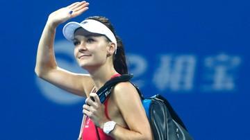 2015-10-18 W godzinę do Singapuru. Radwańska rozbiła Kovinić w finale w Tiencinie!