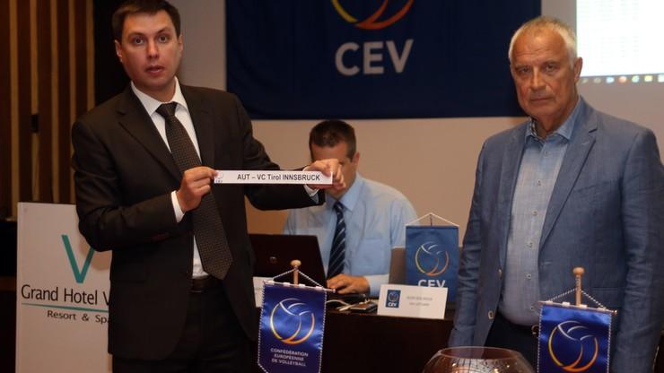 CEV Challenge Cup: Polonia Londyn zagra w Bełchatowie!